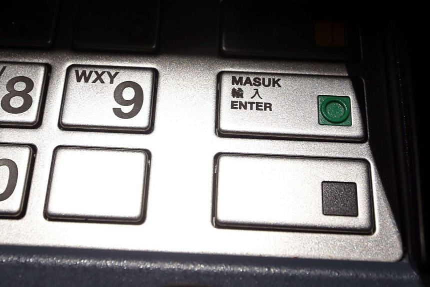 The new ATMs come with enhanced Braille features and instructions.