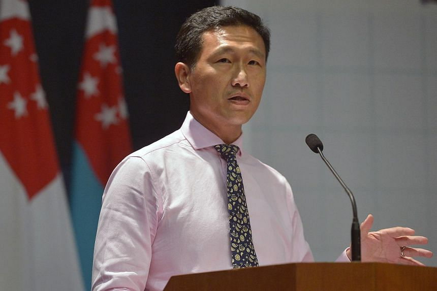 Acting Minister for Education Ong Ye Kung.