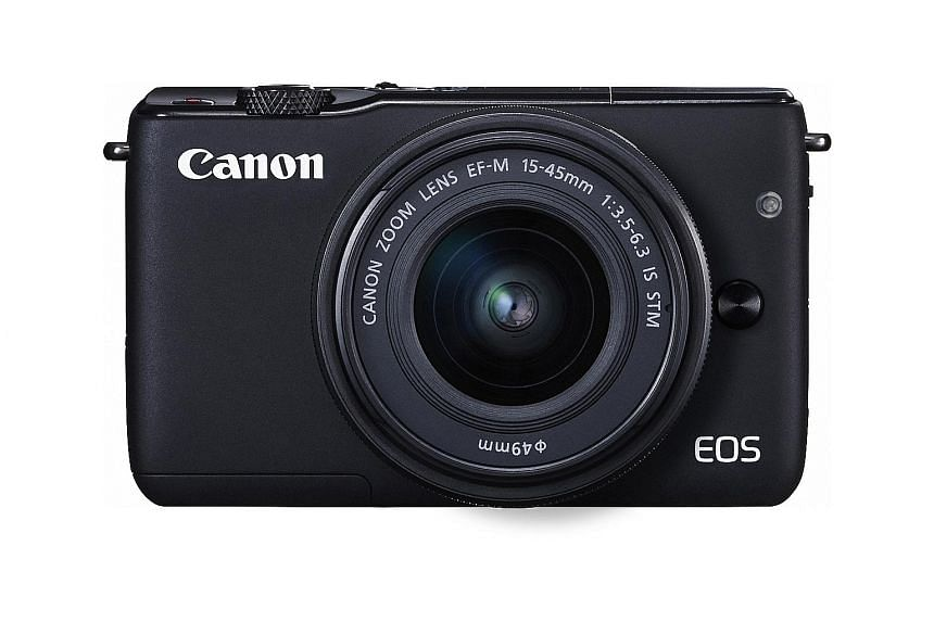 Canon's entry-level mirrorless camera, the EOS M10, provides excellent resolution and colour reproduction despite being light on some features.