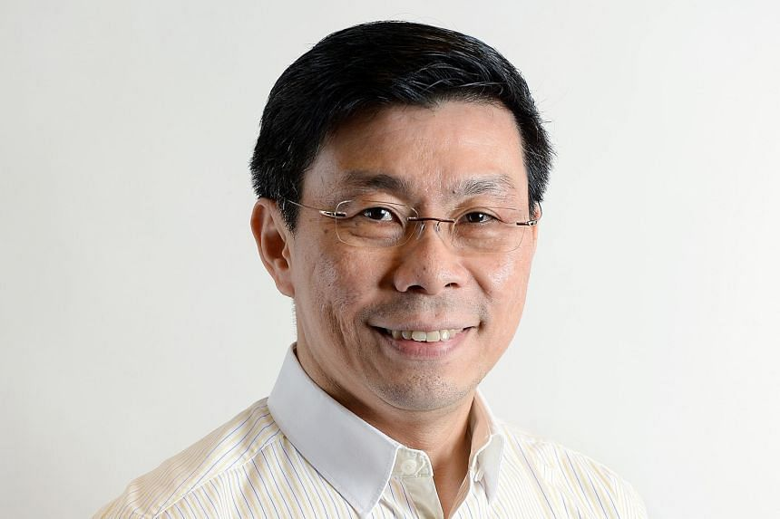 Mr Lee is a former Senior Minister of State and current MP for East Coast GRC.