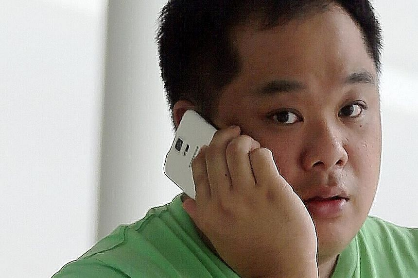 Vincent Ng had threatened to disclose his homosexual encounter with the teacher to the MOE and the teacher's school.