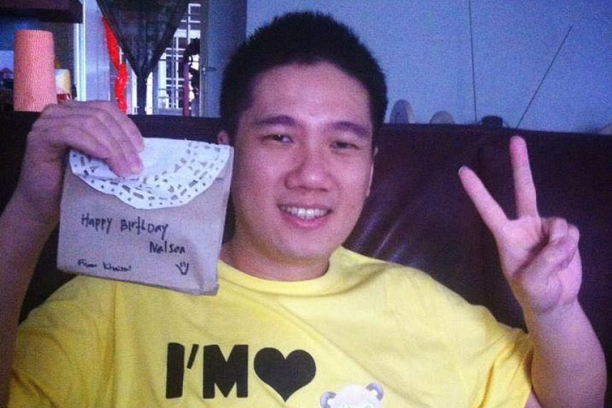 Mr Nelson Ng, 37, was last seen at a condominium in Kovan where he was staying with his sister Joanne Ng.