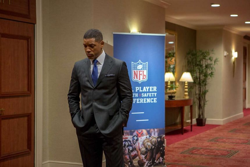 Will Smith (above) as Dr Bennet Omalu in the biopic Concussion and the stars of the film Franny, Richard Gere, Dakota Fanning and Theo James.