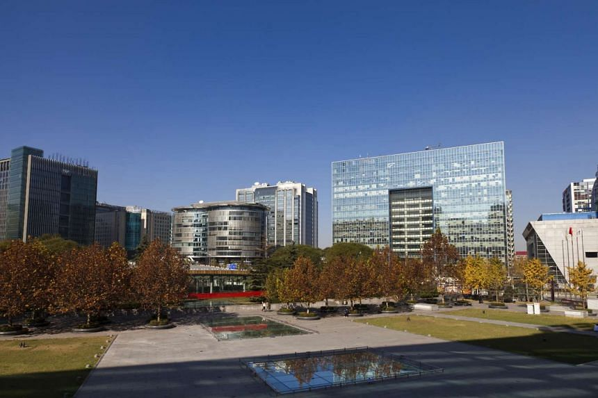 """A special office will be set up in Zhongguancun, China's """"Silicon Valley"""", to handle green card applications and inquiries."""