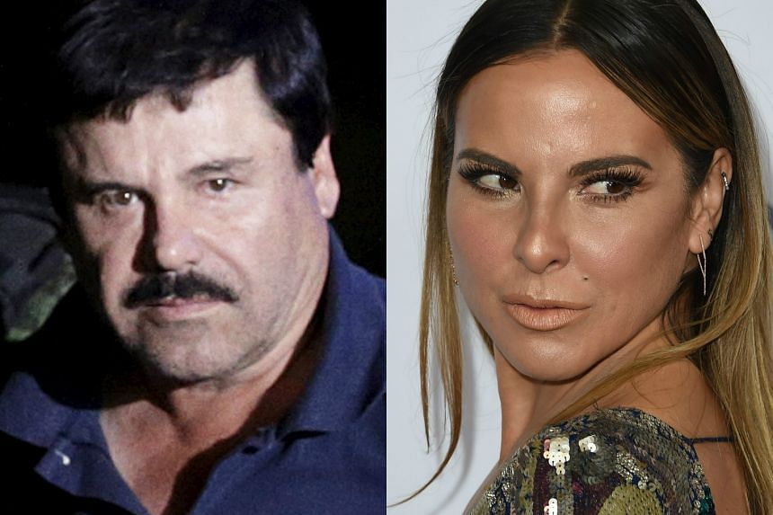 Details of flirtatious phone messages between Mexican drug lord Guzman and actress Kate del Castillo have gripped Mexico.