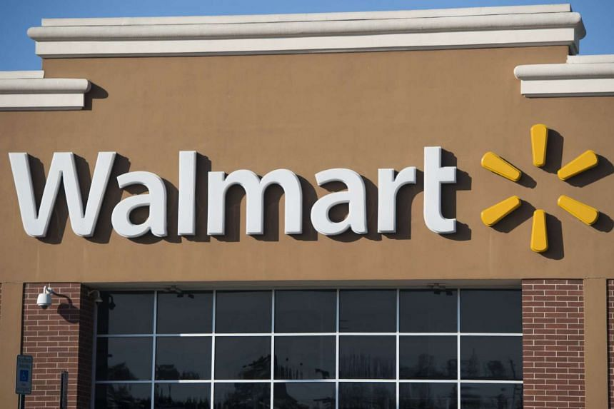 A Wal-Mart store in Landover, Maryland.