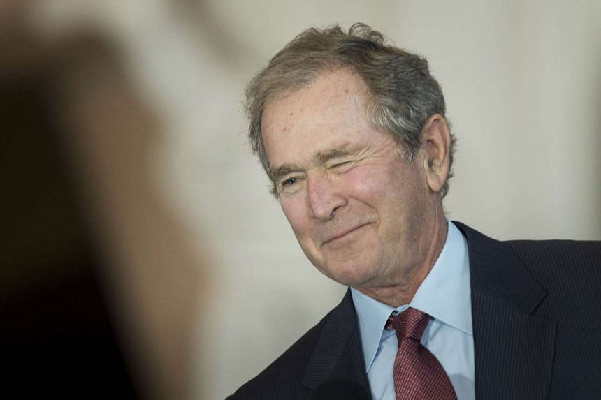 Former US president George W. Bush's page is the most edited on Wikipedia.
