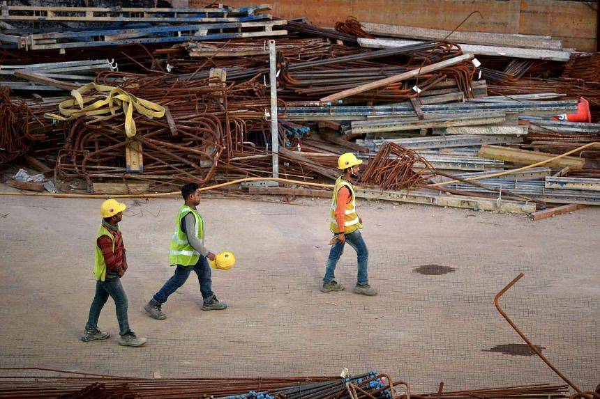 Construction demand fell short of expectations last year.