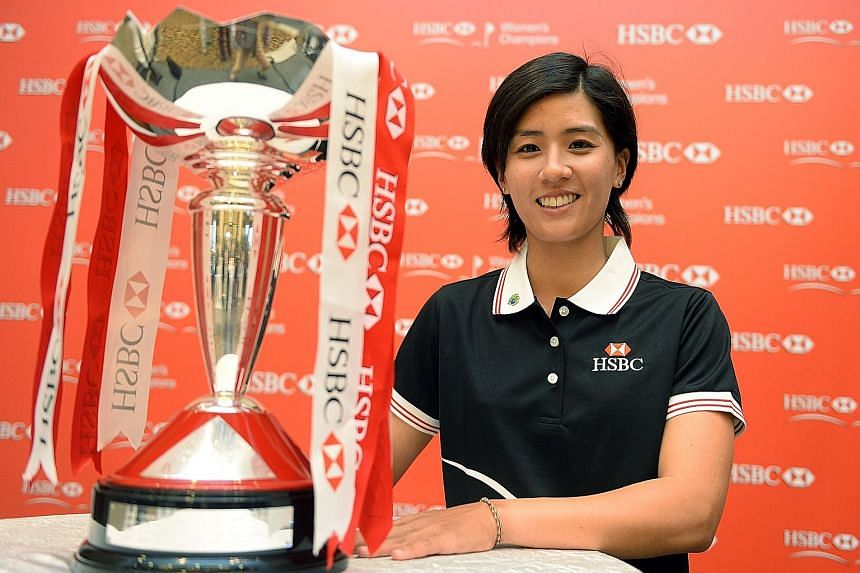 A two-shot victory in the two-day local qualifying tournament has given Koh Sock Hwee, who turns pro later this month, a chance to compete for prize money at the HSBC Women's Champions.