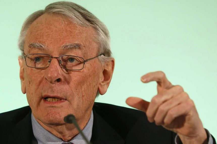 Ex-Wada president Dick Pound (above) produced a litany of accusations against the IAAF.