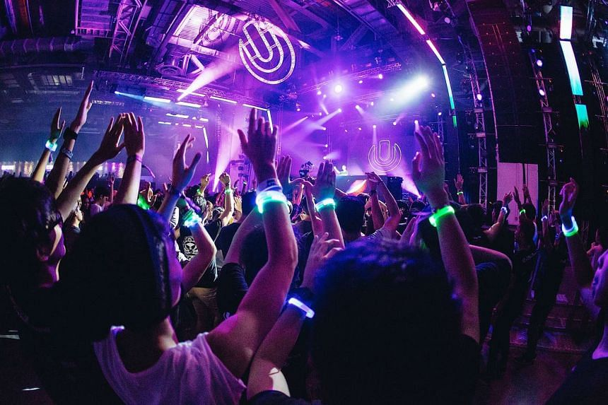About 11,000 people attended Road To Ultra Singapore at the Marina Bay Sands Convention Centre in September last year.