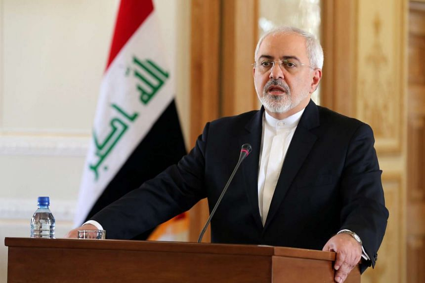 Iran's Foreign Minister Mohammad Javad Zarif said nuclear-related sanctions on his country would be lifted.