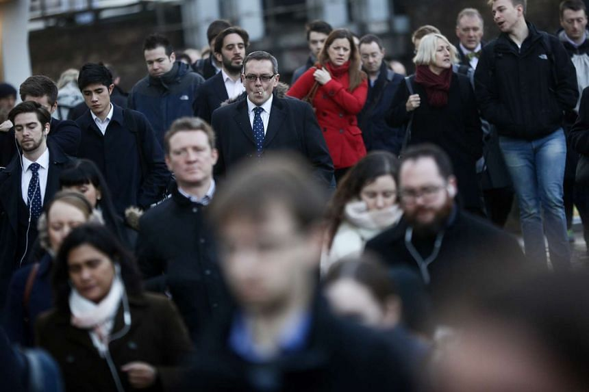 A November opinion poll found that 52 per cent of Britons want to leave the EU.