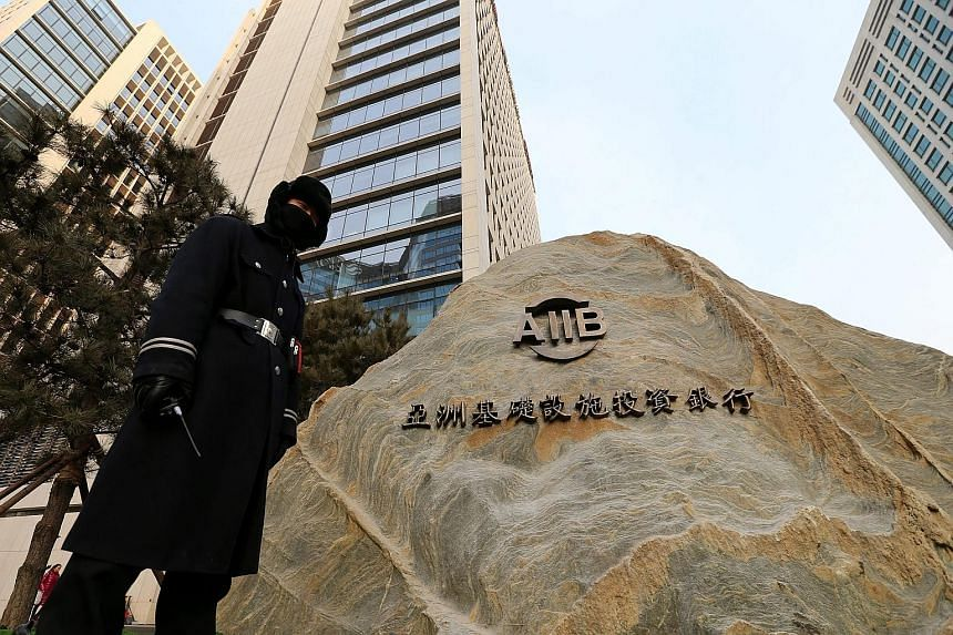 The AIIB is expected to lend between US$10 billion and US$15 billion a year for the first five or six years, says Mr Jin Liqun, who heads the bank.