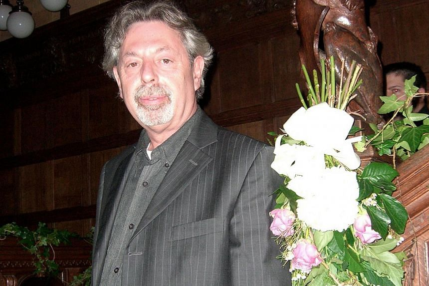Film-maker Gerry Troyna (above) was asked by David Bowie in 1983 to shoot a documentary about the singer's tour of Singapore, Hong Kong and Bangkok.