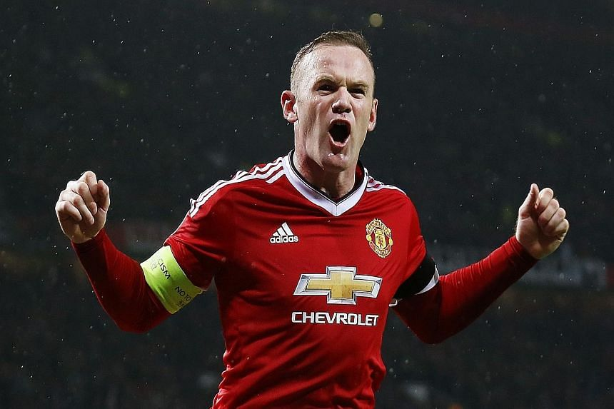 United captain Wayne Rooney hopes to end his 10-year wait for a goal at Anfield against rivals Liverpool. He has scored four goals in his last three games.