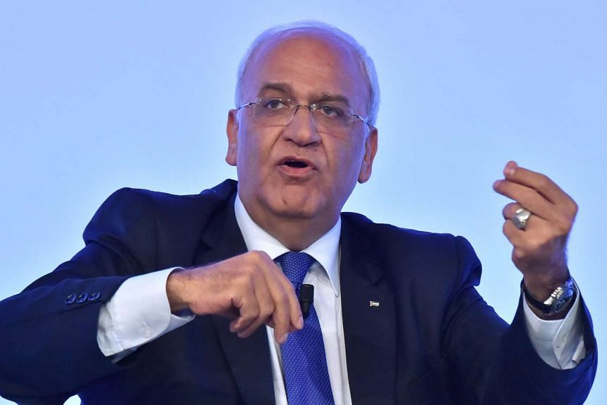 An aide to PLO secretary-general Saeb Erekat was arrested on charges of spying for Israel.
