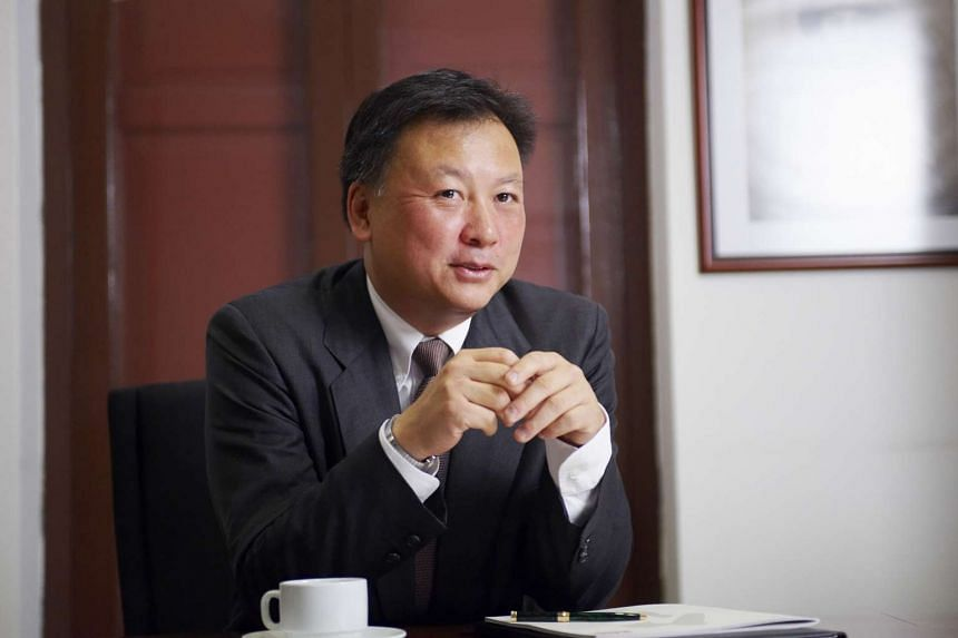 Mr Eu will be co-chairman of Eu Yan Sang China Holdings, a newly incorporated company. EYSCH will be the exclusive platform of the Eu Yan Sang brand in China.