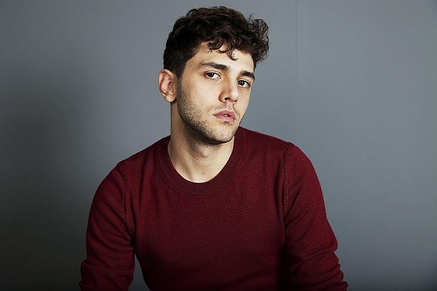 Montreal-born film-maker and model Xavier Dolan (above), who directed the video for British singer Adele's Hello, is the face of Louis Vuitton's new advertising campaign.