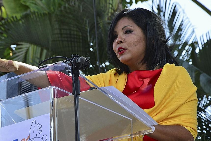 Mayor Mota's death was meant to be a warning by the cartels to other mayors to give in to the criminals' demands, said Morelos state governor Ramirez.