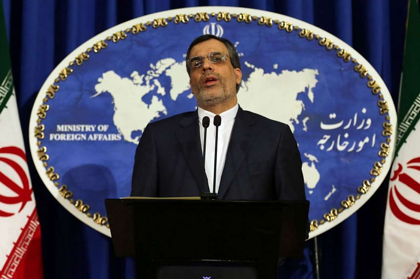 """""""Iran's missile programme has never been designed to be capable of carrying nuclear weapons,"""" Hossein Jaber Ansari said."""