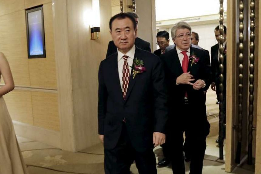 Mr Wang, chairman of Dalian Wanda, intends to drastically expand its foreign revenue, which could see him snap up other top US studios.