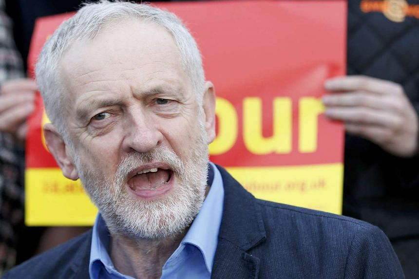 Labour Party chief Corbyn is struggling to impose party discipline on legislators, many of whom see him as an accidental leader.