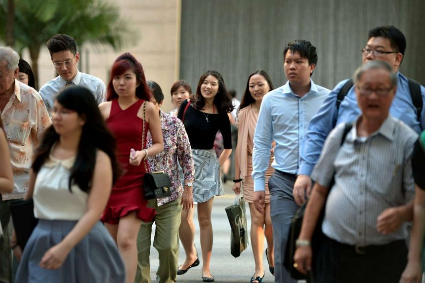 MOM will be looking to speed up economic restructuring and creating more higher-quality jobs for locals in order to strengthen the Singaporean core.