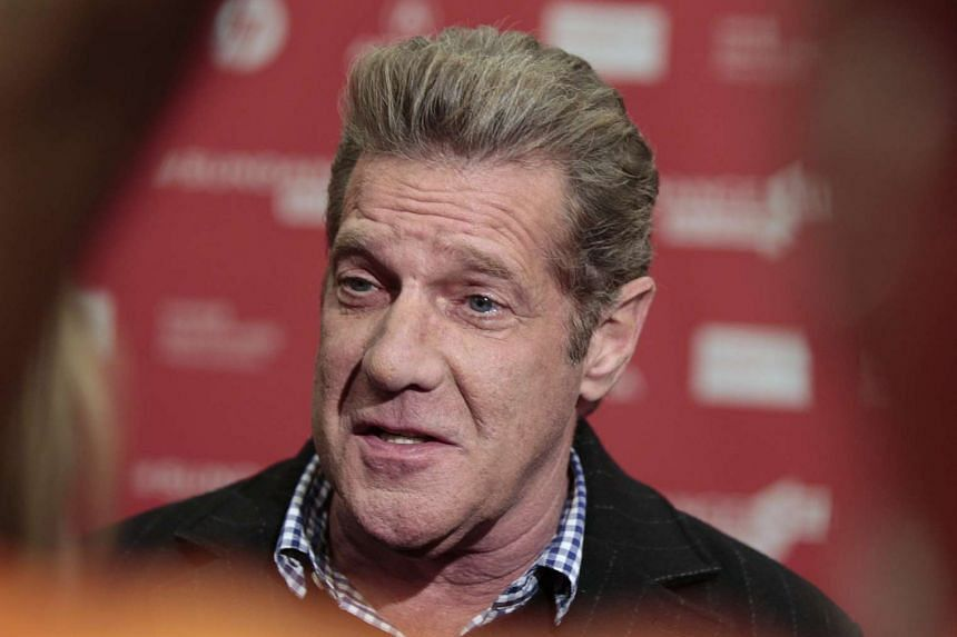 A file picture dated Jan 19, 2013, shows Glenn Frey at the premiere of the movie History of The Eagles Part 1 at the 2013 Sundance Film Festival in Park City, Utah, USA.