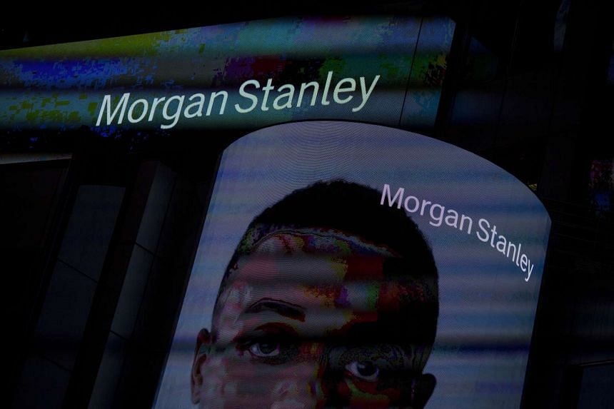 The Morgan Stanley headquarters in New York on Jan 12, 2016.