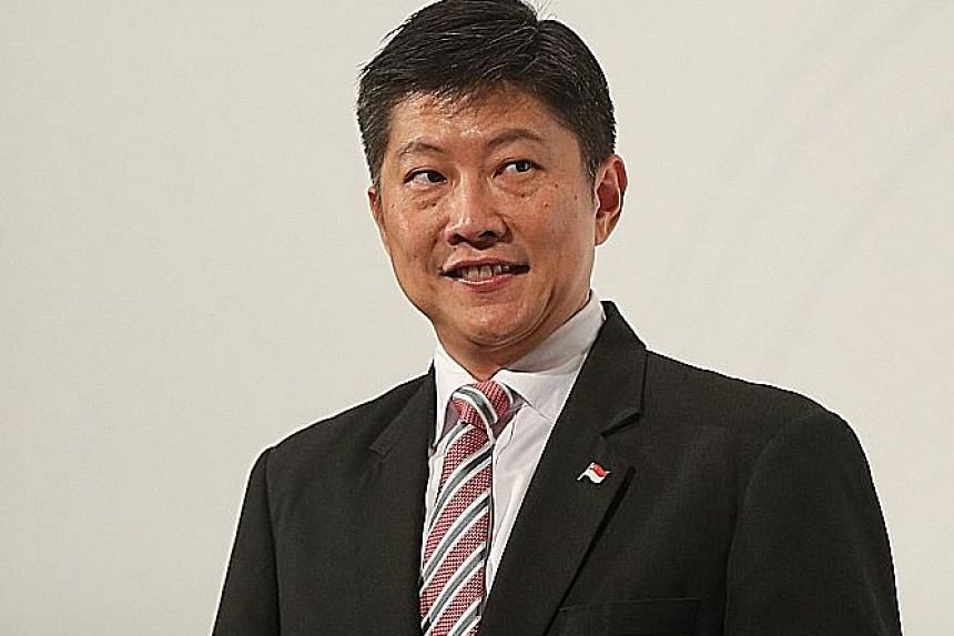 Mr Ng Chee Meng, Acting Minister for Education (Schools).