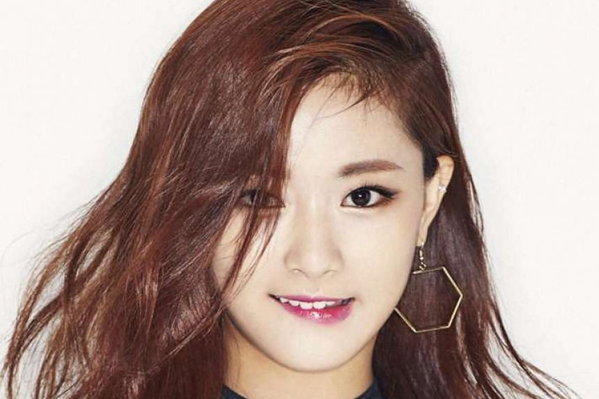 The website of K-pop singer Chou Tzu-yu's agency was hacked after she angered the Chinese by waving the Taiwanese flag.