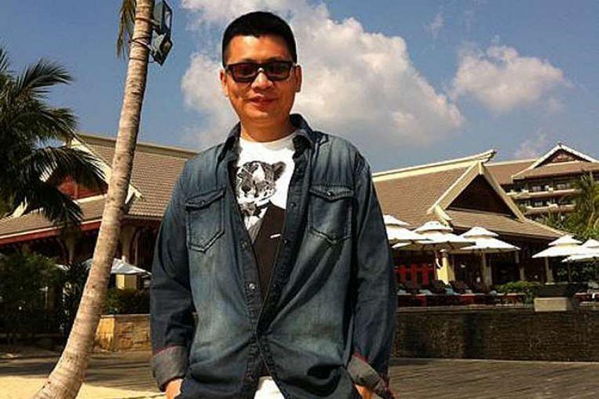 Chairman of China's fashion brand Metersbonwe Zhou Chengjian.