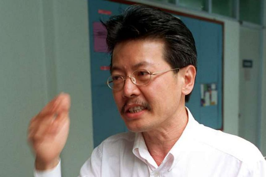 Mr Lim in a 1999 interview about the murder of Bulgarian Iordanka Apostolova.
