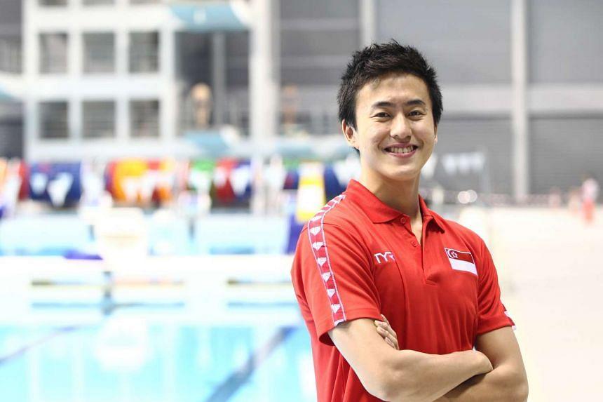Quah Zheng Wen has shown he belongs in swimming's elite, says his coach.