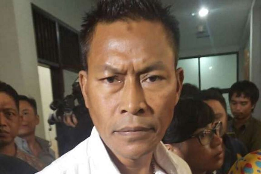 Lt-Col Untung Sangaji shot dead one attacker and incapacitated another.
