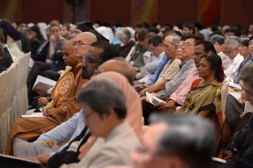 The audience at the Studies in Inter-Religious Relations in Plural Societies Programme (SRP) on Jan 19, 2016.