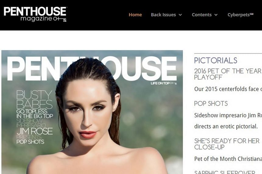 Penthouse will end its print edition after 50 years, going exclusively digital.