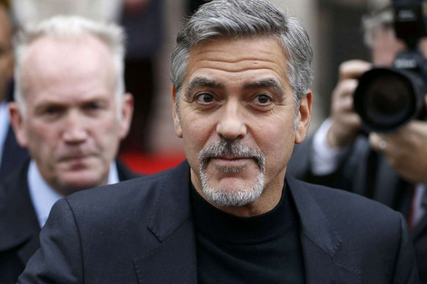 Actor George Clooney has weighed in on the issue of racial disparity in Hollywood.
