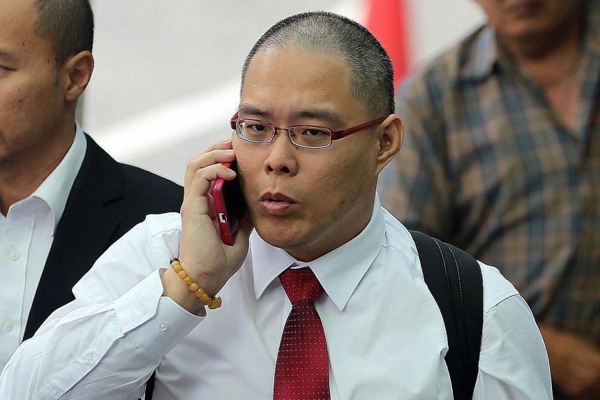 Wong Fook Hiong admitted pouring a mixture of xylazine and haloperidol, both poisons, into a lecturer's water bottle at Ngee Ann Polytechnic. He was caught after his victim secretly filmed him using a mobile phone left in video recording mode at her