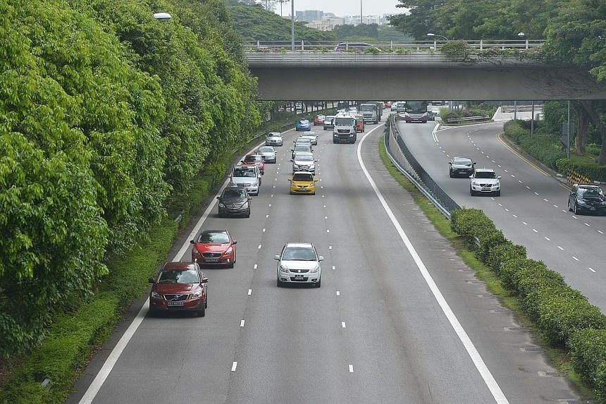 The latest statistics from the LTA showed that the passenger car population here fell for two consecutive years to reach 575,353 last year - 4.1 per cent lower than in 2014, and the lowest it has been since 2009.