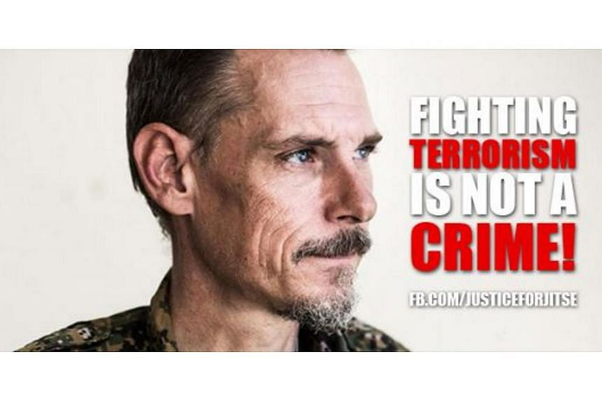 The banner on the Justice For Jitse Facebook page.