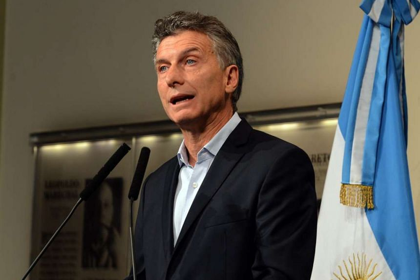 "President Mauricio Macri wants to start ""a new era"" in relations with Britain."