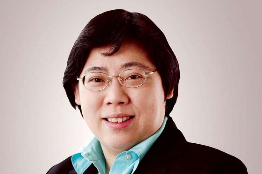 Ms Goh's resignation will take effect on Jan 26. She took up her role as CDL's chief financial officer in 2005.