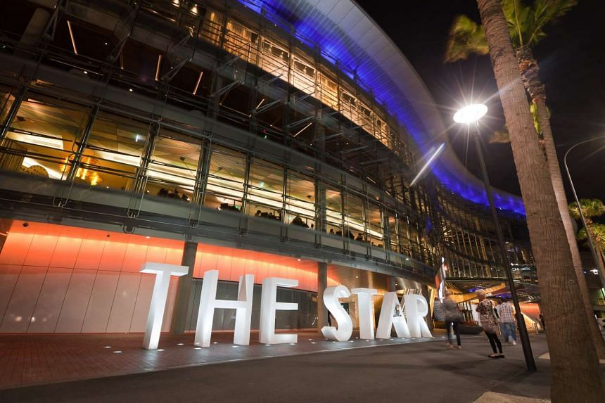 Singaporean Koh San Wei allegedly deposited a total of A$1 million in a safety deposit box at Sydney casino The Star.