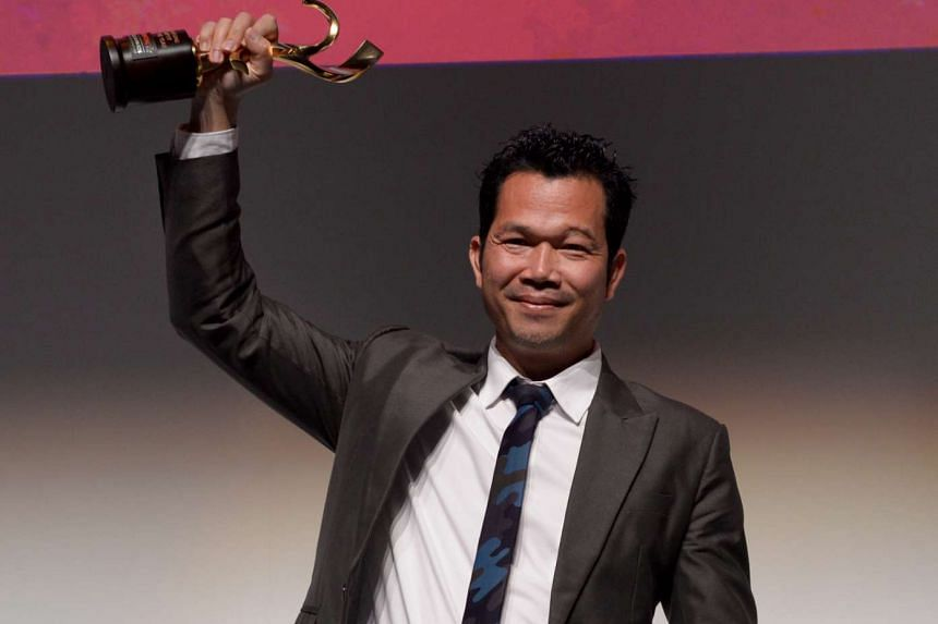 Svay Sareth won the Overall Best Emerging Artist prize and Best Emerging Artist Award in the sculpture category at the 2016 Prudential Eye Awards.