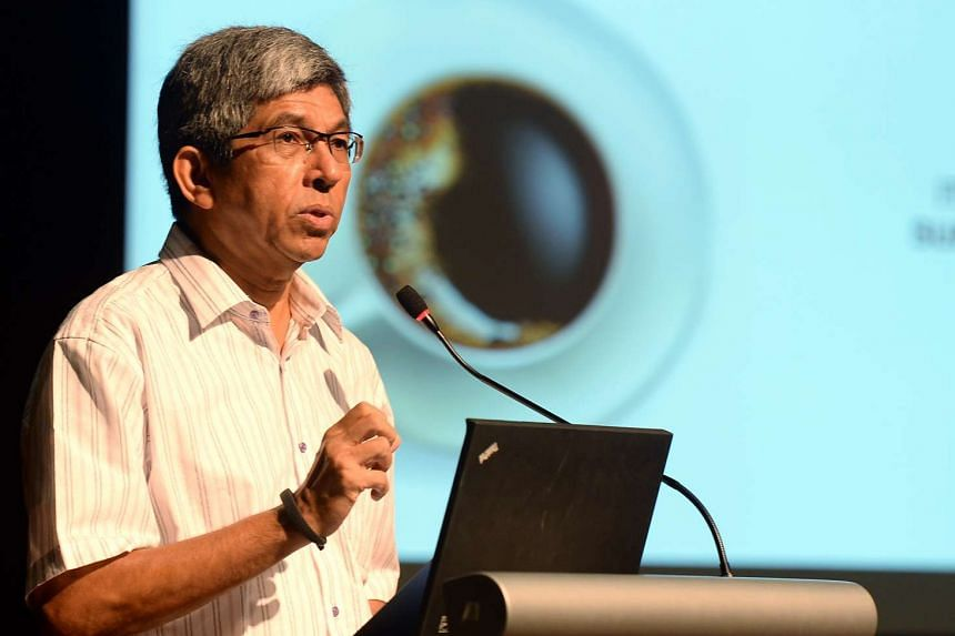 Minister-in-charge of Muslim Affairs Yaacob Ibrahim also urged Singaporeans to remain united and not discriminate against foreign workers here.