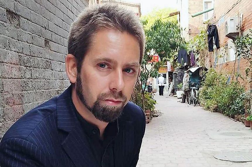 The call followed the broadcast of a purported confession by Swedish activist Peter Dahlin, who has been detained on accusations of threatening state security.