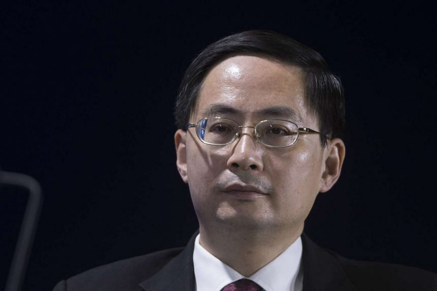 Chief economist at the research bureau of the People's Bank of China (PBOC) Ma Jun.