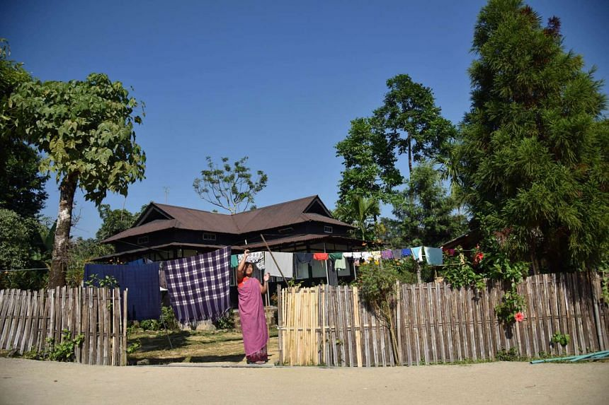 Mawlynnong is known for its exceptional cleanliness, far removed from the noise and dirt of India's big cities.